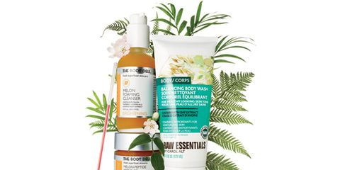 raw beauty products