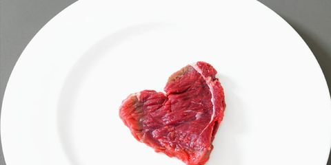Dishware, Ingredient, Red meat, Ostrich meat, Meat, Meat chop, Horse meat, Beef, Flesh,