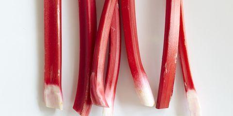 easy rhubarb recipes