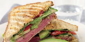 Food, Photograph, Dishware, Sandwich, Finger food, Cuisine, Vegetable, Plate, Serveware, Tableware,