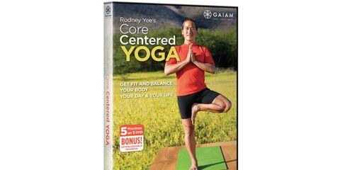 Rodney Yee's Core Centered Yoga
