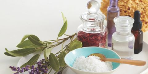Ingredient, Spice, Seasoning, Flowering plant, Salt, Powder, Chemical compound, Sodium chloride, Aqua, Table salt,