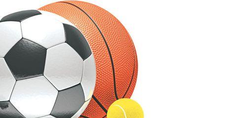 Ball, Football, Sports equipment, Soccer ball, Team sport, Ball, Ball game, Sports, Soccer, Playing sports,