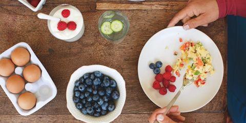 Finger, Food, Ingredient, Dishware, Tableware, Fruit, Produce, Plate, Berry, Egg,