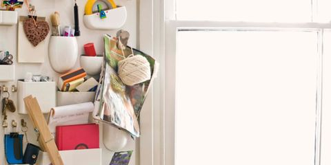Room, Household supply, Home accessories, Box, Craft, Thread, Creative arts, Basket, Paper product, Towel,