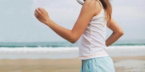 Shoulder, Elbow, People on beach, Coastal and oceanic landforms, Summer, People in nature, Waist, Back, Beach, Aqua,