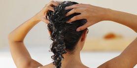 dry hair tips