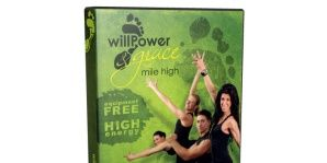 Sweat It or Skip It - WillPower & Grace-Mile High