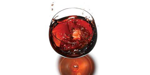 Liquid, Fluid, Glass, Barware, Drinkware, Drink, Red, Stemware, Tableware, Alcoholic beverage,