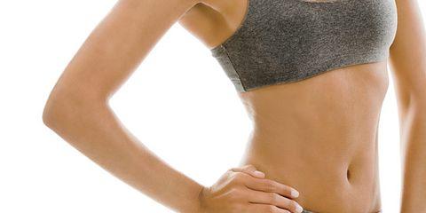 Skin, Shoulder, Waist, Standing, Joint, Elbow, Trunk, Abdomen, Back, Muscle,