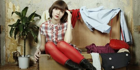 Flowerpot, Riding boot, Boot, Bangs, Leather, Houseplant, Latex, Bag, Knee-high boot, Baggage,