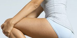 cellulite-free thighs