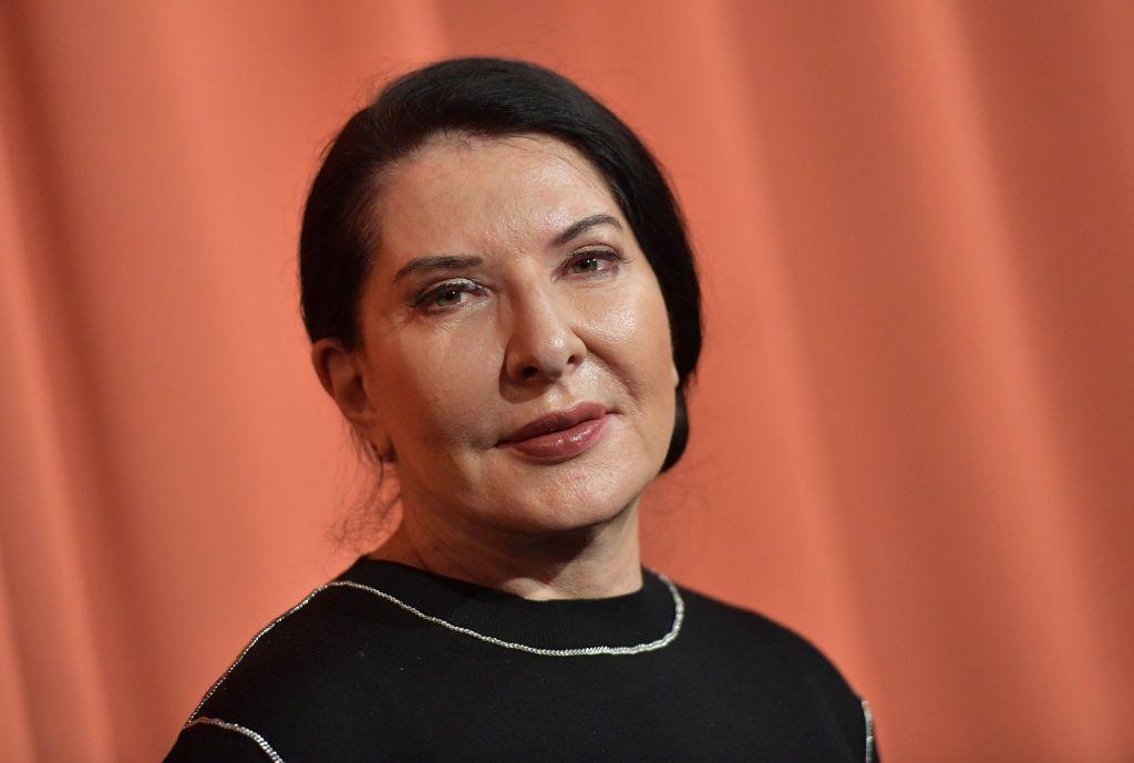 Marina Abramovic, Premio Princesa de Asturias de las Artes