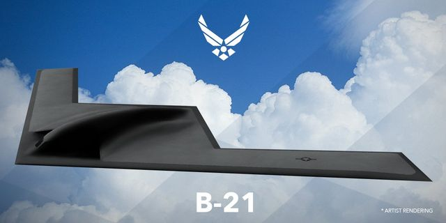 us air force b21 raider bomber