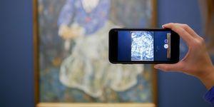 Con esta aplicación verás el arte de otra manera Artivive aplicacion realidad aumentada