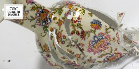 Porcelain, Dishware, Ceramic, Serveware, Tableware, Plate, Platter,