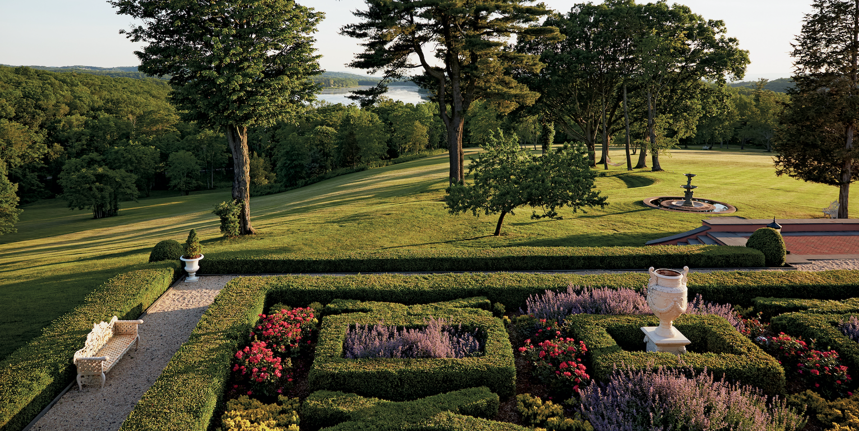 Eight of the Most Beautiful Hotel Gardens in America