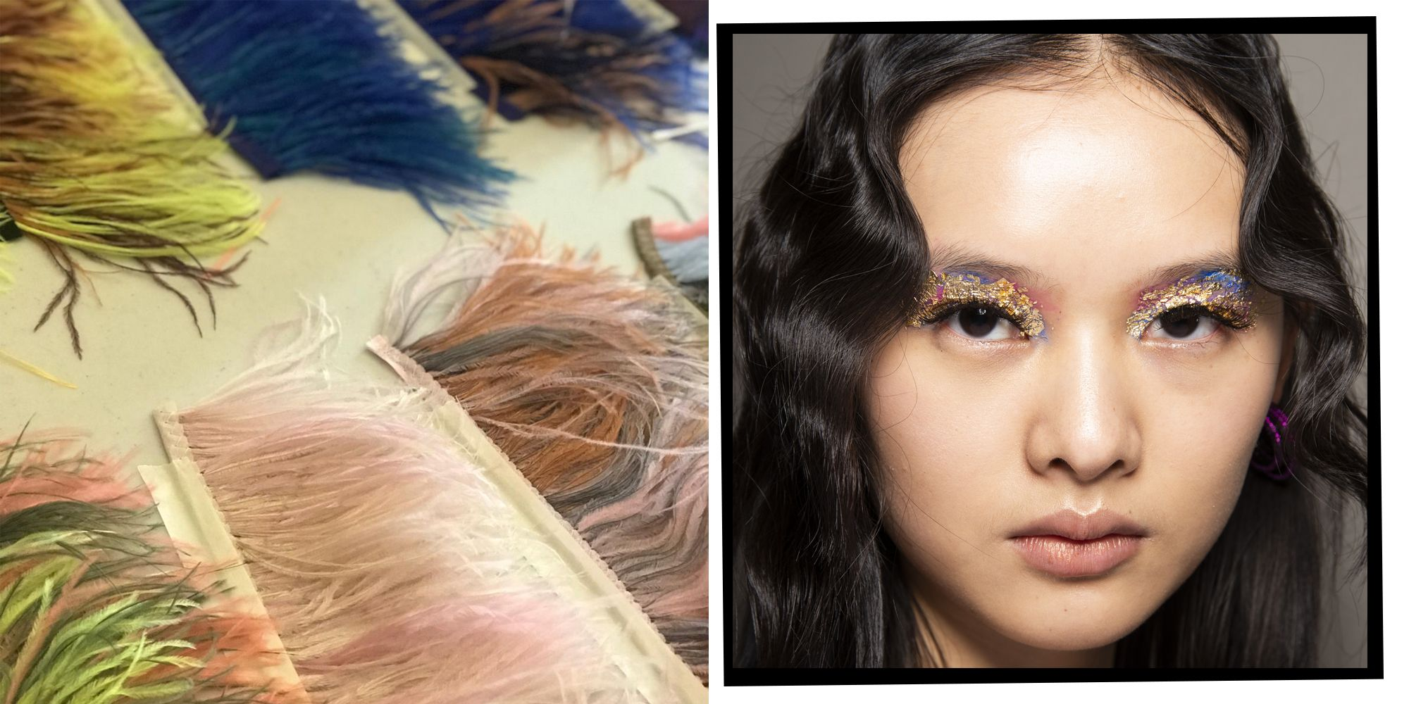 Arts and crafts aw19 beauty trend