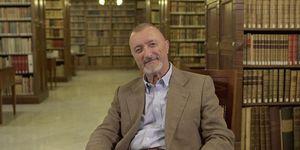 Arturo Pérez Reverte presenta Sidi enPágina Dos de TVE
