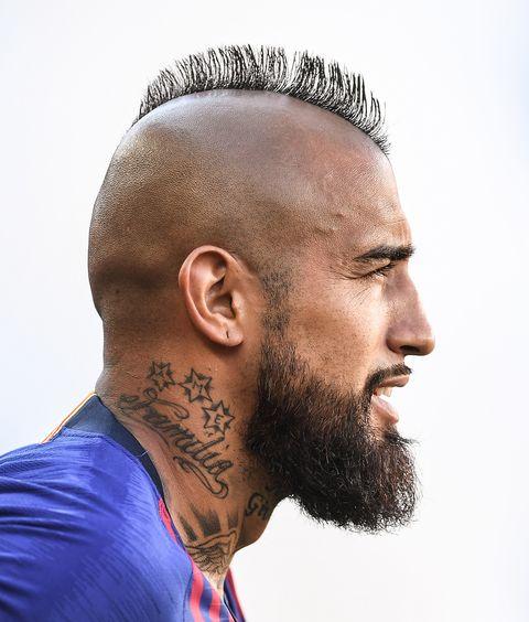 Cortes de cabello cresta para hombres 2020