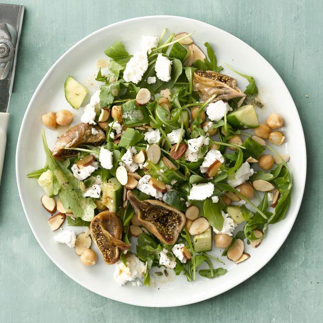arugula and chickpea salad recipe