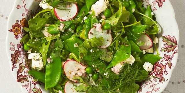 Three Pea Salad Recipe