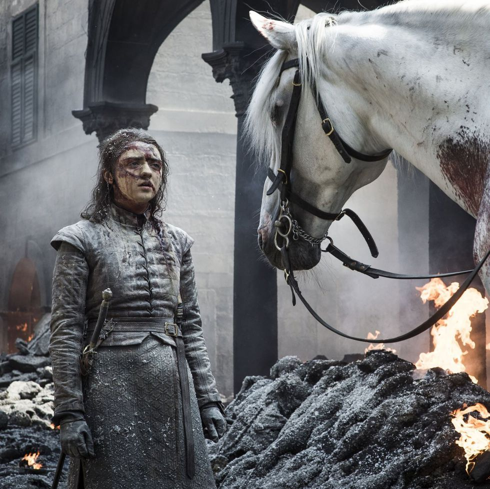 Game of Thrones Fans Think Arya Stark Might Be Dead Already
