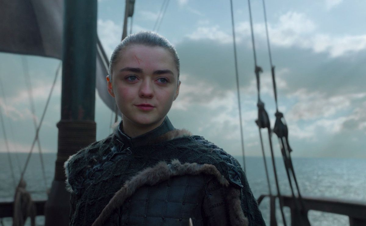 "Arya Stark's Journey to ""West of Westeros"" May Come Up In HBO's 'GoT' Prequel"
