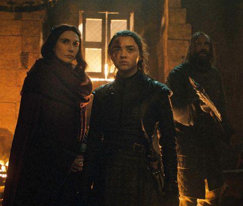 Arya Stark - Maisie Williams - Game of Thrones