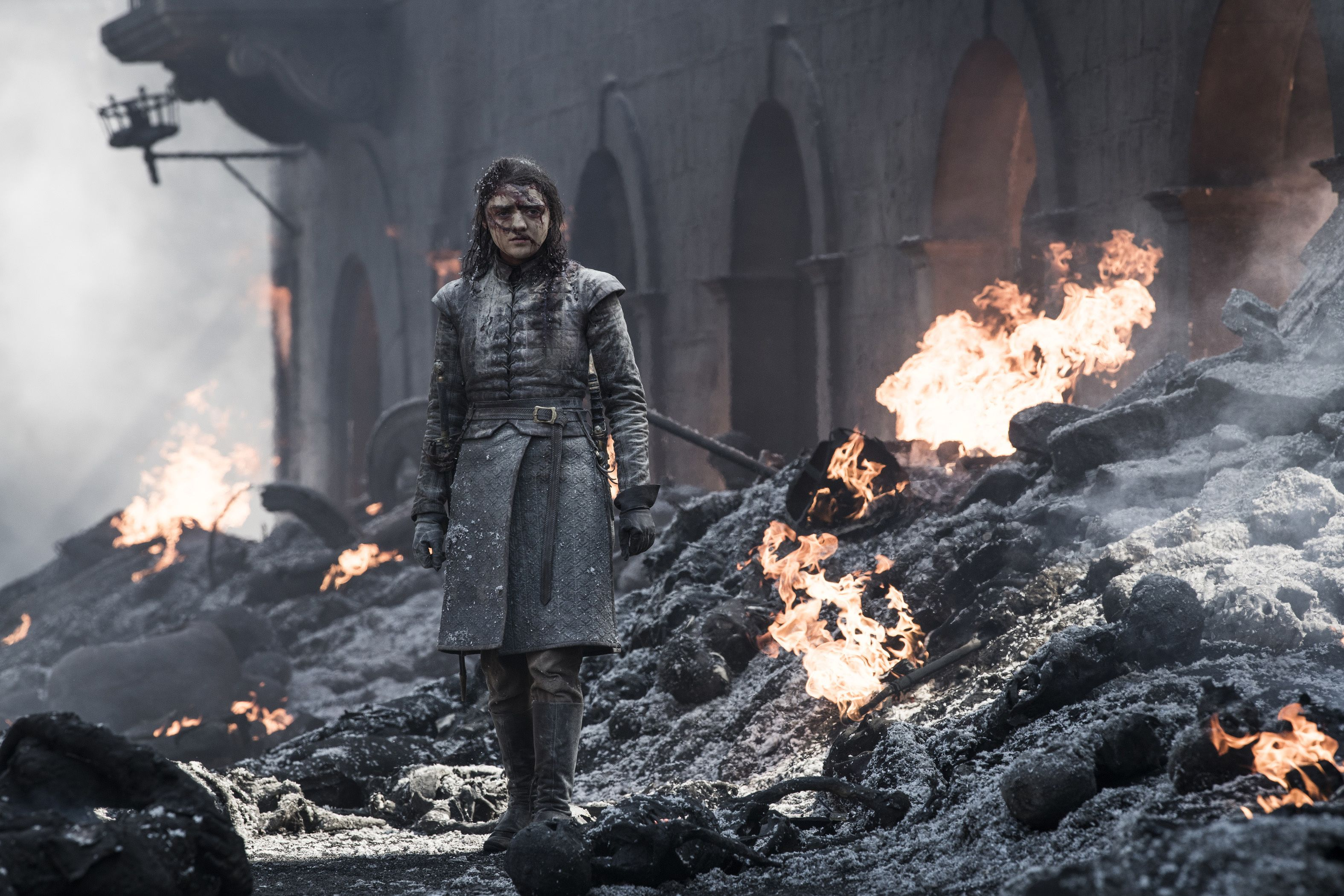 Arya Stark Will Complete Her Hero's Journey in the Game of Thrones Finale