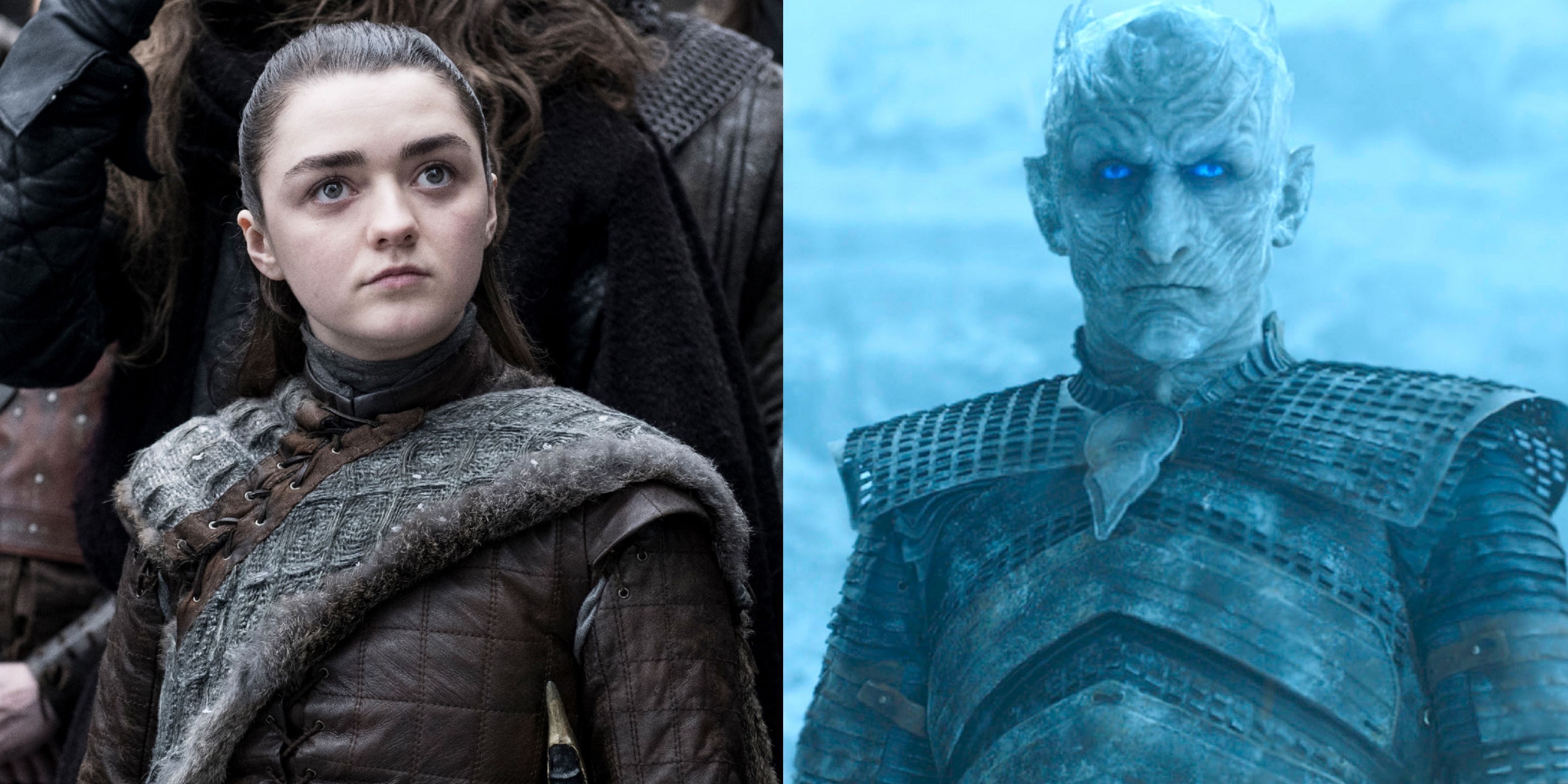 This Game of Thrones Theory Says Arya's Next Disguise Will Help Kill the Night King