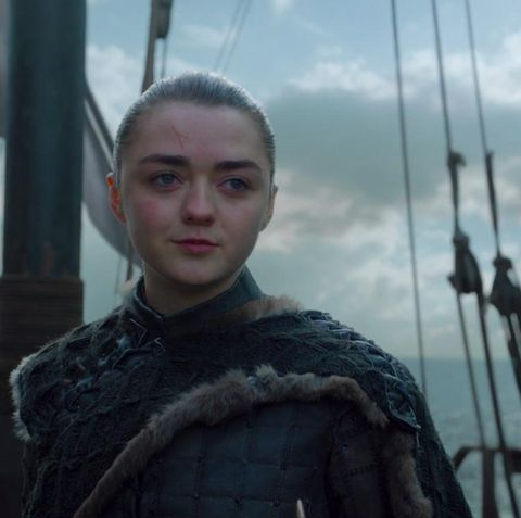 Arya game of thrones spinoff