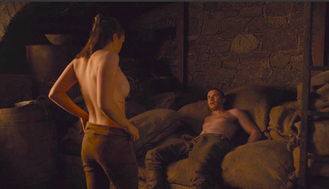Juegos De Tronos Tras La Escena De Sexo De Arya Stark Los Fans