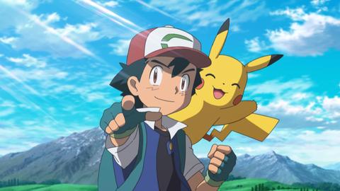 Pokémon Ash