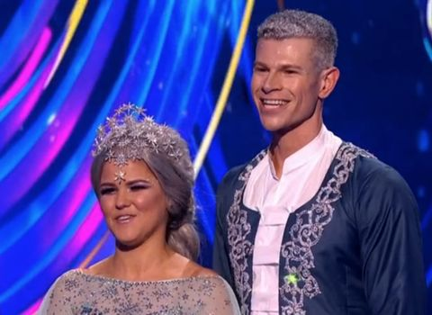 Melody Thornton Becomes The Eighth Celebrity To Leave Dancing On Ice