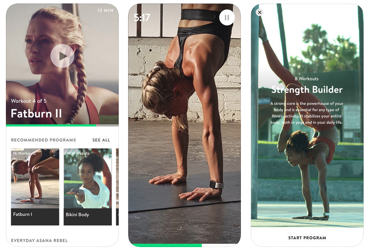 Fitness Apps And 20 Ios For Workout Best Android 2019 76Ygybf