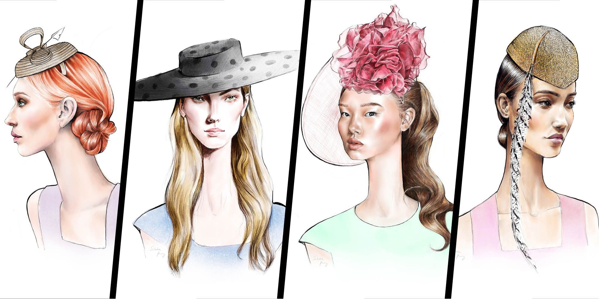 Sensational Royal Ascot 2019 How To Match Your Hair To Your Hat Schematic Wiring Diagrams Amerangerunnerswayorg