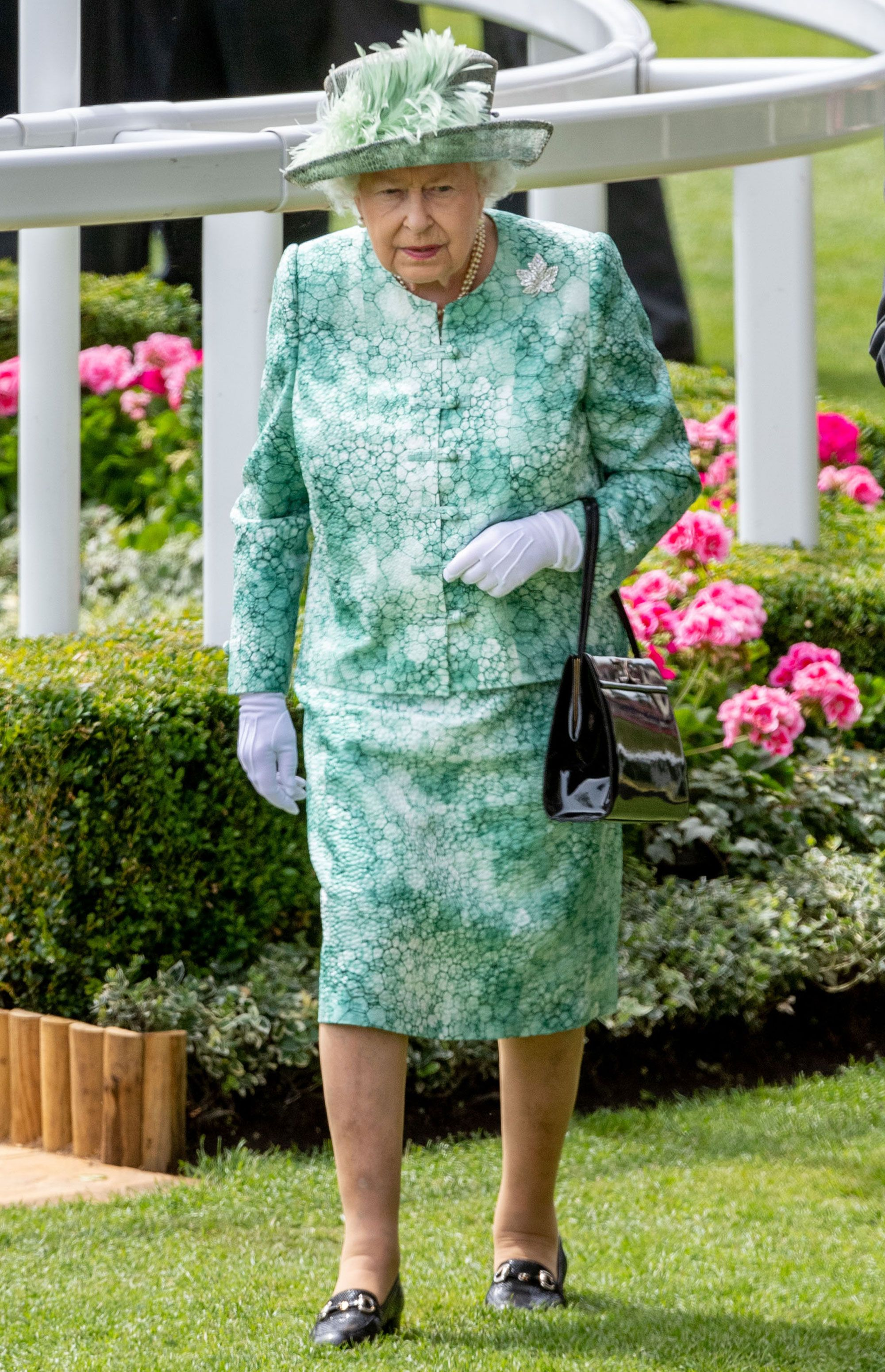 Ascot 2018 celebrities and royal family