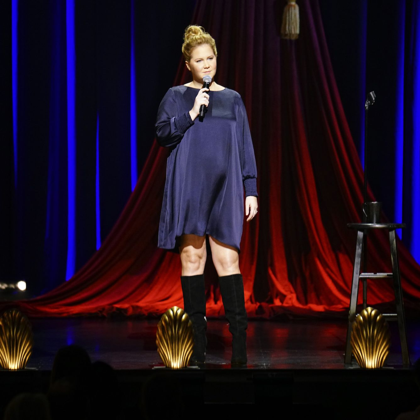 Amy Schumer Gets Extremely Real About Periods in Her New Netflix Special