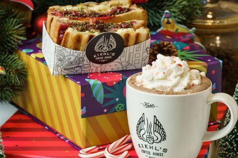 Food, Cuisine, Dish, Ingredient, Hot chocolate, Cream, Whipped cream, Dessert, Sweetness, Non-alcoholic beverage,