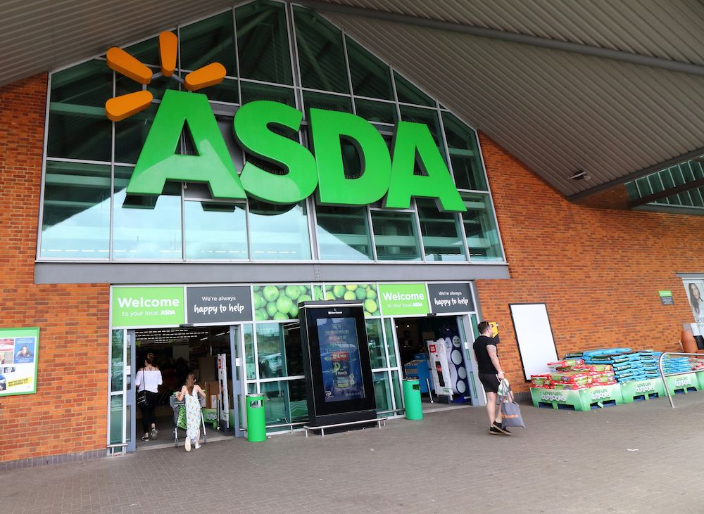 Asda Is Launching A Sustainability Store With Refill Stations To Cut Down On Plastic Packaging