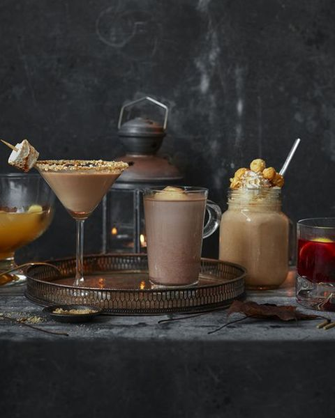 5 Winter Warmer Drinks To Serve At Your Next Dinner Party