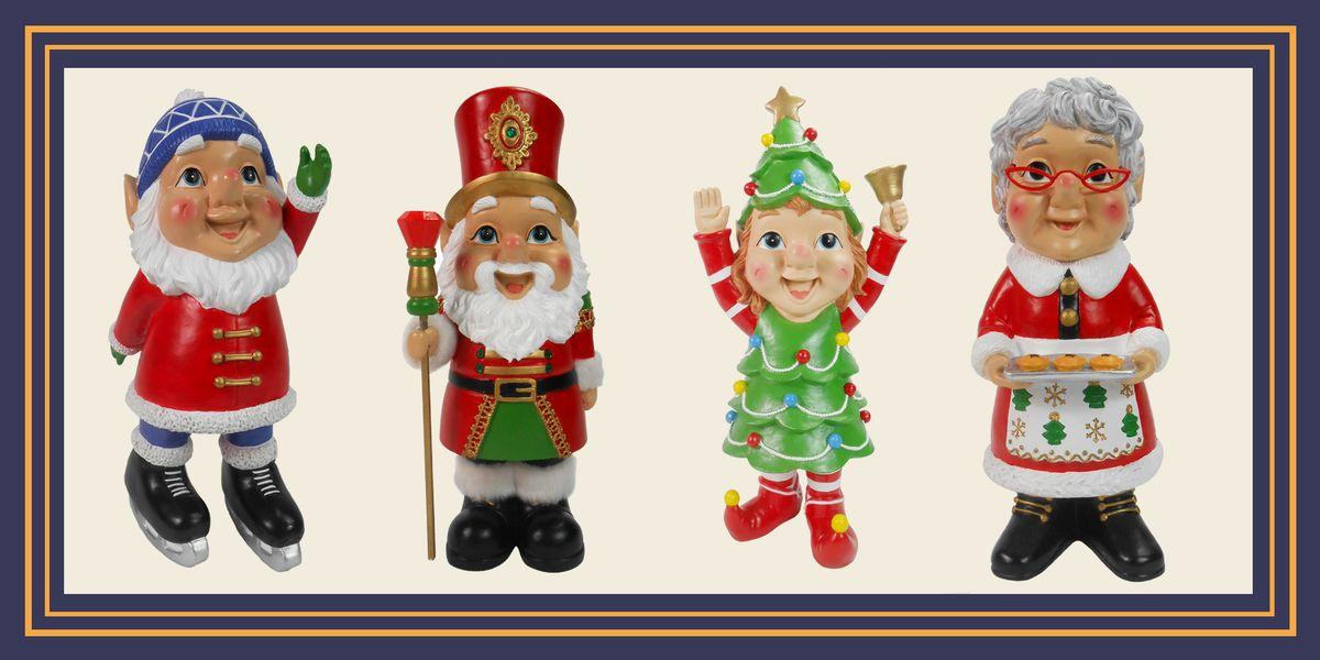George Home Launches Christmas Garden Gnomes