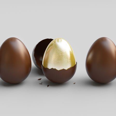 asda vegan easter egg