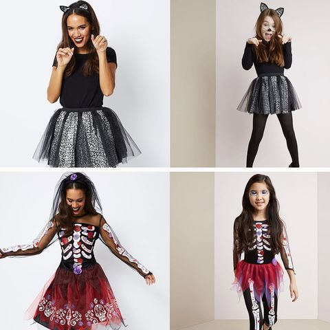 Matching Halloween Costumes Asda S Matching Mother