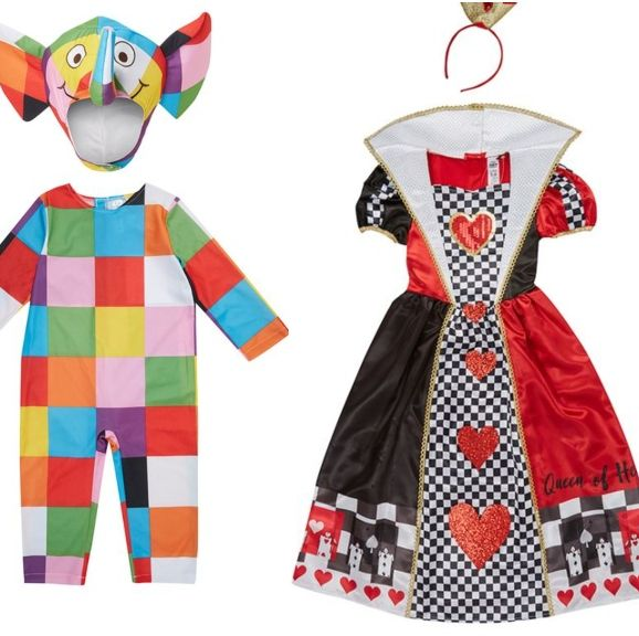 1f907ddae834 Asda is selling World Book Day costumes from just £10