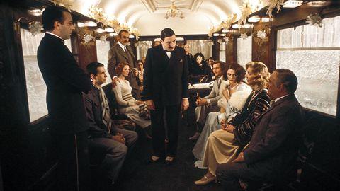 imagen de la película asesinato en el orient express