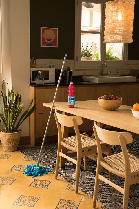 los friegasuelos asevi, claves para una limpieza eficaz y profunda