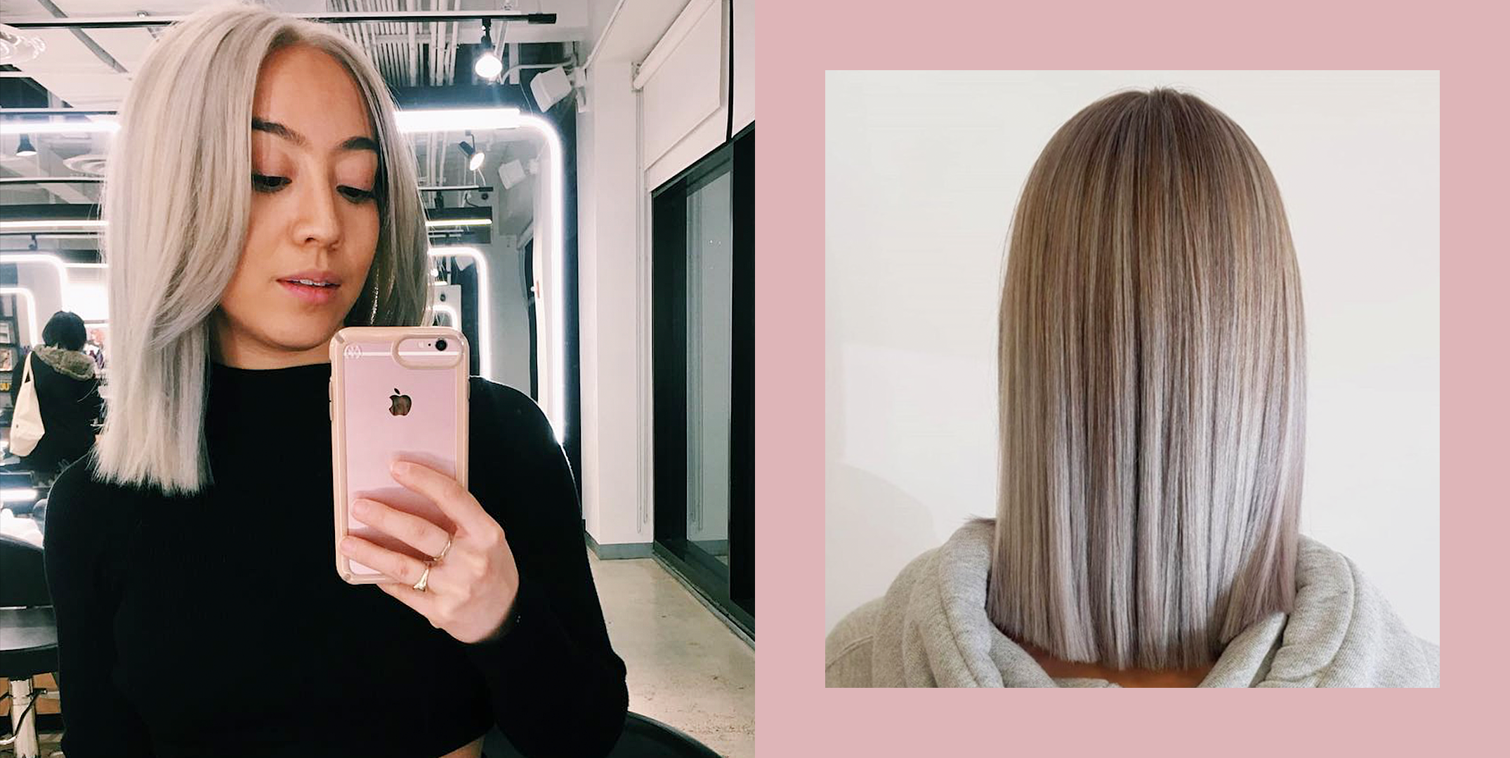 33 Ash Blonde Hair Color Ideas And Cool Tone Inspiration For 2020