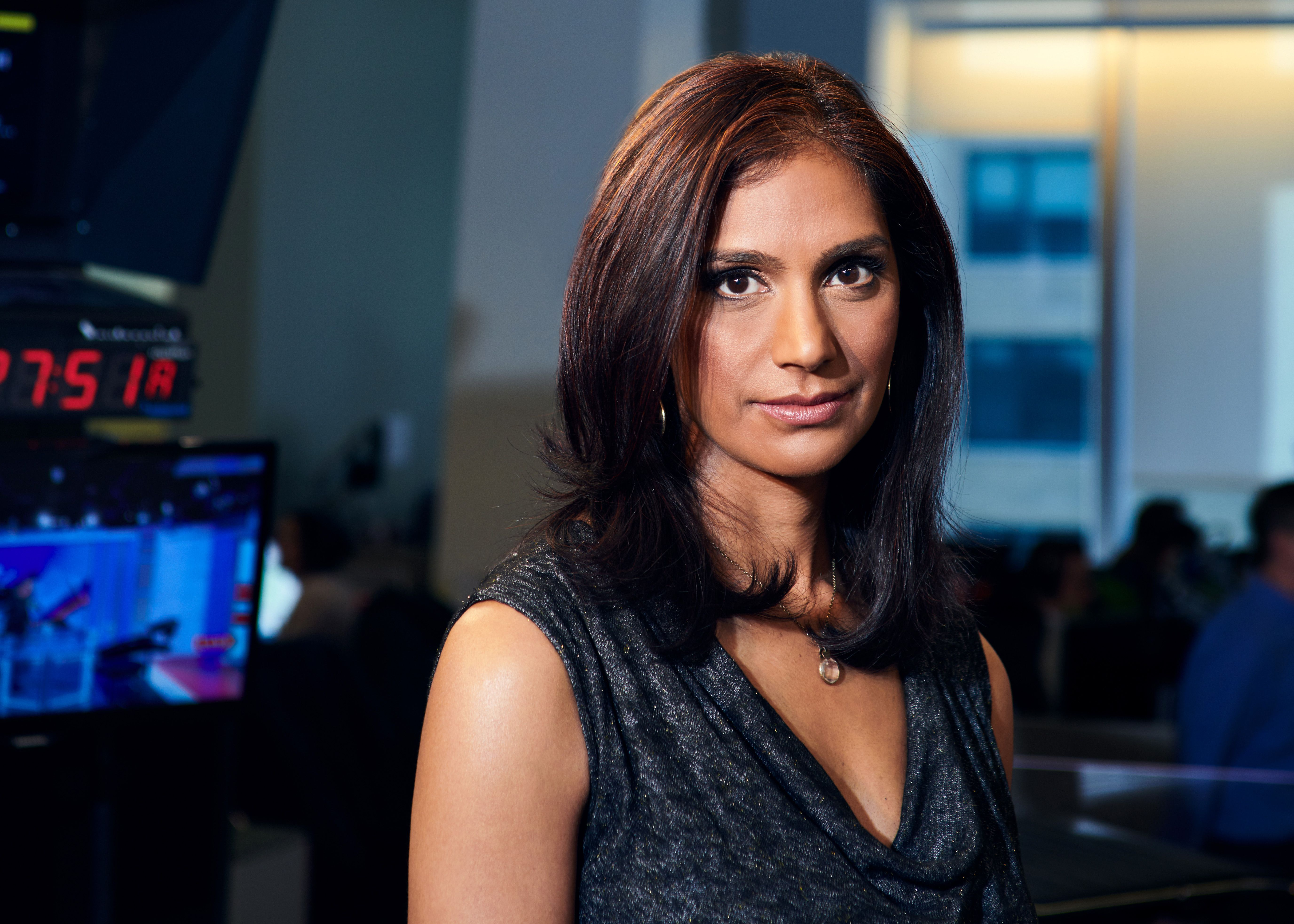 FBI Agent Turned CNN Analyst Asha Rangappa Wants to Restore Your Faith in America